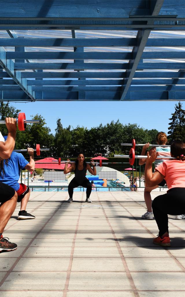 Bagnoles Orne Atelier Fitness Sport Seance Nature 2