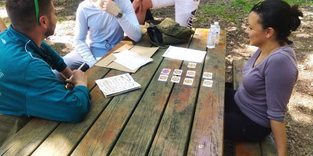 Bagnoles Orne Chasse Tresor Orientation Incentive Team Building Seminaire 15