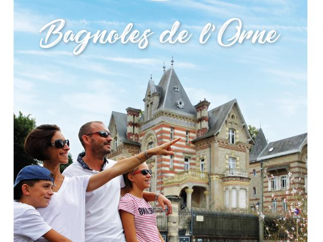 Bagnoles Orne Guide Herbergement 2020 Hotel Meuble Location Camping Liste 2
