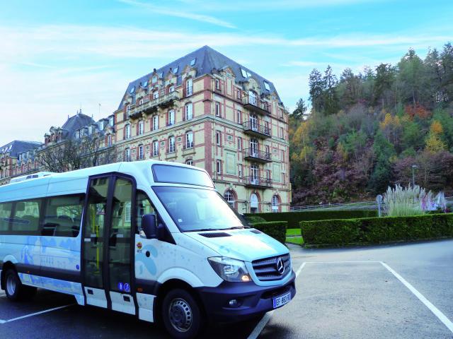 Bagnoles Orne Bus Transport Urbain Navette Therme