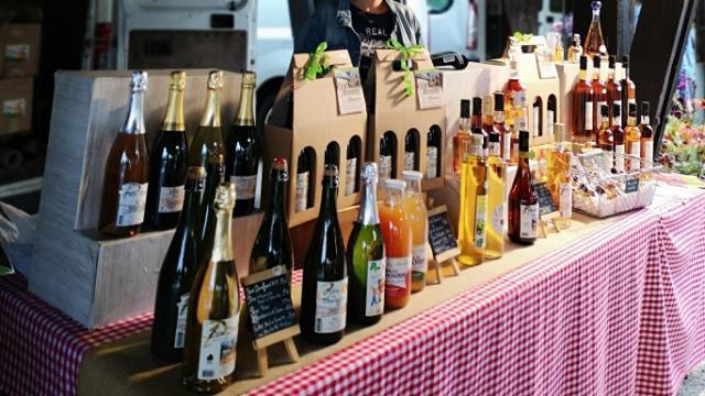 Bagnoles Orne Martellieres Ferme Calvados Terroir Savoir Faire Visite Cidre Pomme Marche