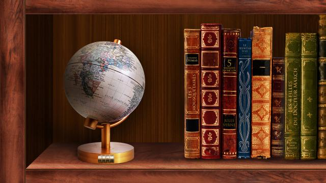 Professeur Andaines Et La Chambre Virtuelle Bibliotheque